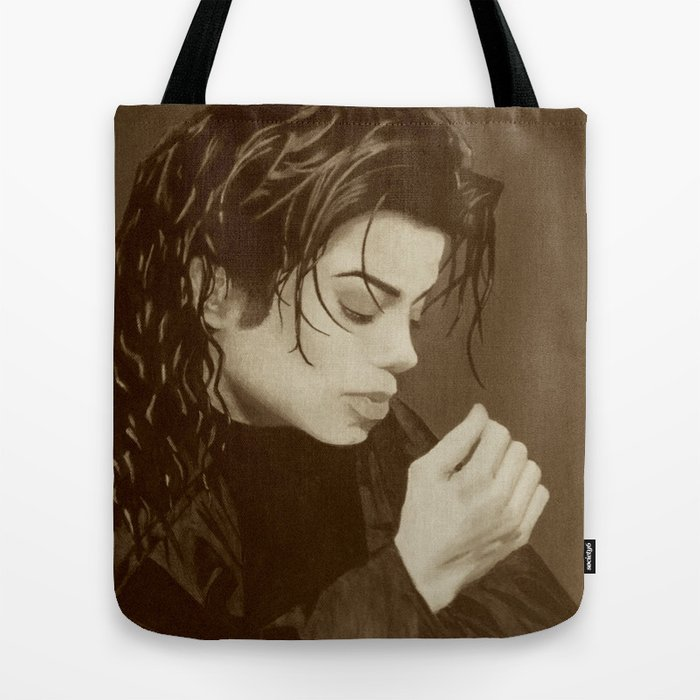 How Does It Feel (Sepia) Tote Bag