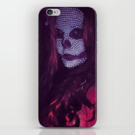 The Red Death iPhone Skin