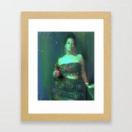 Jamaican Sunrise Framed Art Print