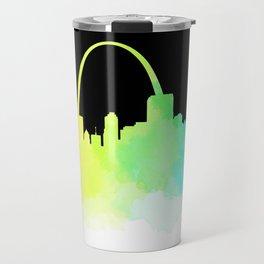 St. Louis Skyline Travel Mug