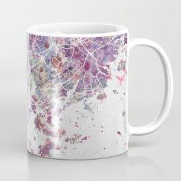 Helsinki Map Coffee Mug