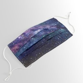 Milky Way Face Mask
