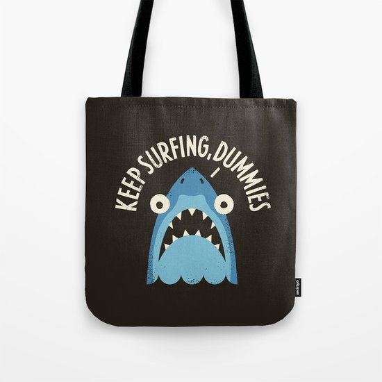 Great White Snark Tote Bag