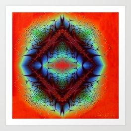 Abstract 40 Art Print