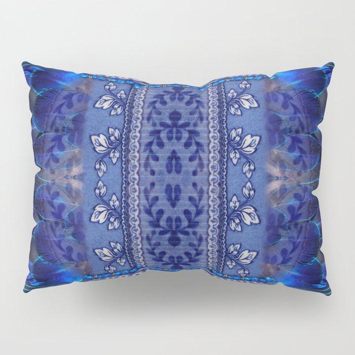 Indigo Fetish Pillow Sham