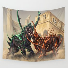 Lurhound Wall Tapestry
