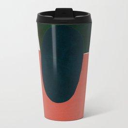 minimalist collage 05 Travel Mug