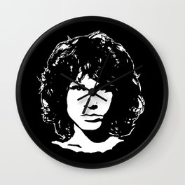 CHRISTMAS GIFTS FOR ALL OF A MUSICAL GENIUS FROM THE 27 CLUB Wall Clock