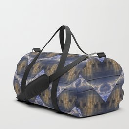 Water and Clouds Duffle Bag