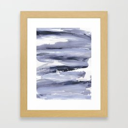 Impatient Framed Art Print