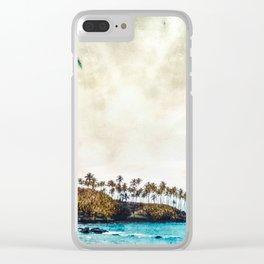 Lanka Clear iPhone Case