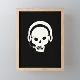 Skull Candy Framed Mini Art Print