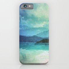 Tropical Island Multiple Exposure Slim Case iPhone 6s