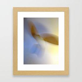 Cry Baby Cry Framed Art Print