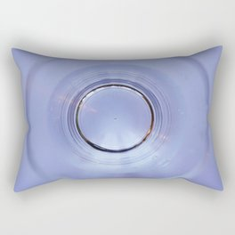 Water Container Pattern #3 Rectangular Pillow