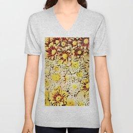 Sunflower Days Unisex V-Neck
