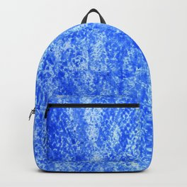Color gradient and texture 22 light blue Backpack