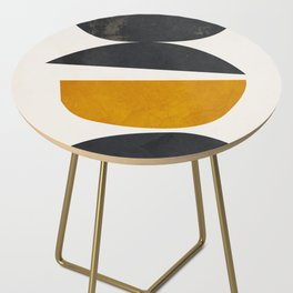 abstract minimal 23 Side Table