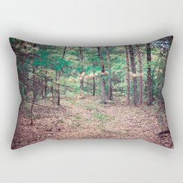 Silent Noise  Rectangular Pillow