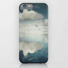 Spaces II - Sea of Clouds iPhone 6s Slim Case
