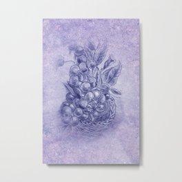 fruit basket -2- Metal Print