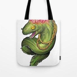 Gangsta Eel Tote Bag