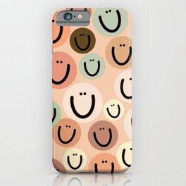 Briley's Smileys iPhone Case