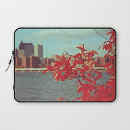 Autumn in New York Laptop Sleeve