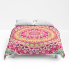 Mandala 592 Comforters