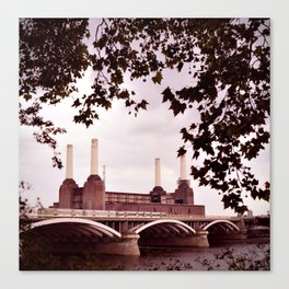 Pink Floyd Animal Canvas Print