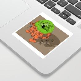 Environment Suit Sticker