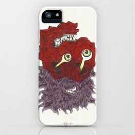 UNITED COLORS iPhone Case