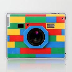 classic retro full color rubik cube camera iPhone 4 4s 5 5s 5c, ipod, ipad, pillow case and tshirt Laptop & iPad Skin