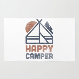 Happy Camper Rug