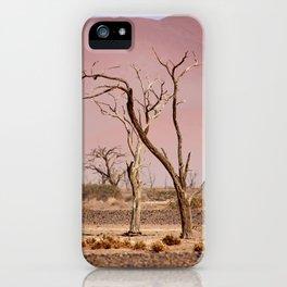 NAMIBIA ... pastel tones I iPhone Case