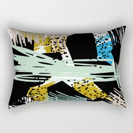 Dramatic Applause Rectangular Pillow