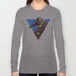 Sea Foam Smoothies Long Sleeve T-shirt