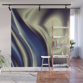 Silent Space Wall Mural