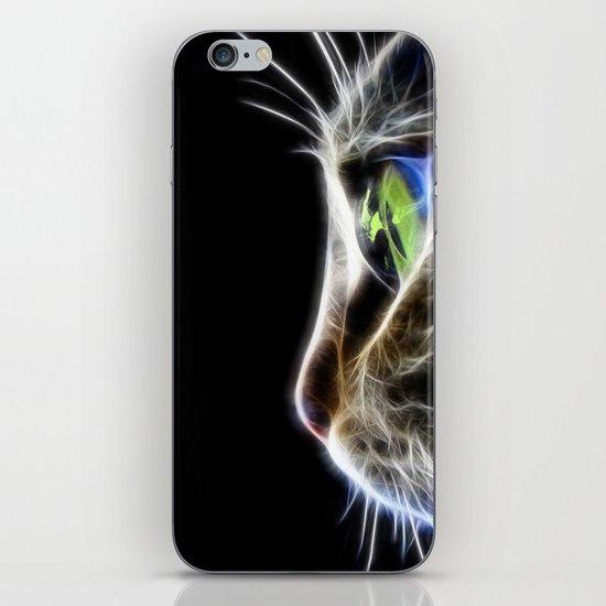 cat iPhone & iPod Skin