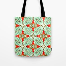 Delighted... Tote Bag