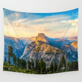 Heaven and Earth, Yosemite Wall Tapestry