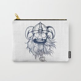 Vintage Great Beards - Crazy Viking Carry-All Pouch