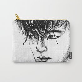 Sketch Art - TOP Carry-All Pouch