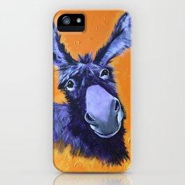 Donkey! iPhone Case