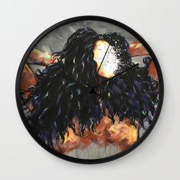 Naturally XV Wall Clock