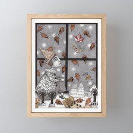 Twilight Hour Framed Mini Art Print
