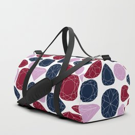 all that glitters (gems) Duffle Bag