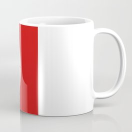 Hit Me in the Heart Coffee Mug