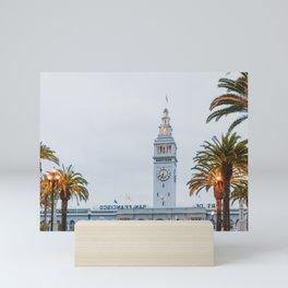 Port of San Francisco Mini Art Print