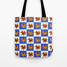 Patchwork Autumn Tote Bag